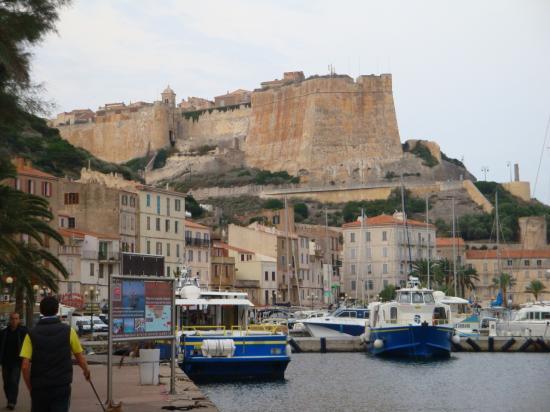 Bonifacio et son port