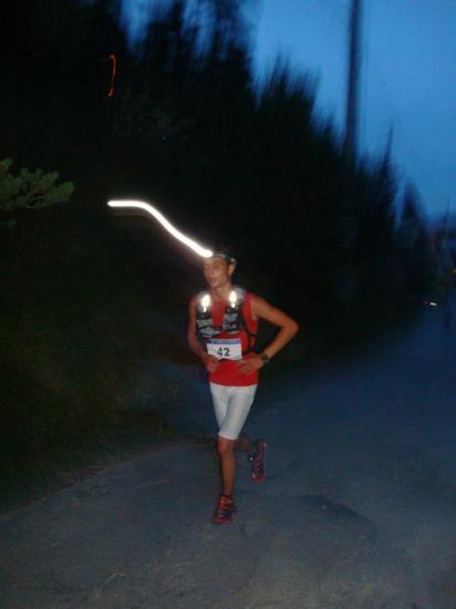 19h10 , la tete du Trail