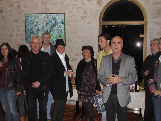 Christine Spiteri ,Gilles Rondoni,Richard Ribéro