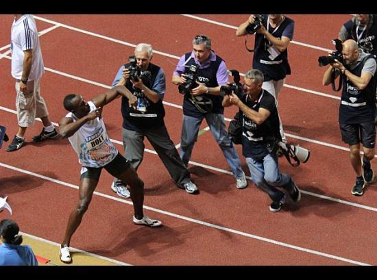Bolt: le cri !