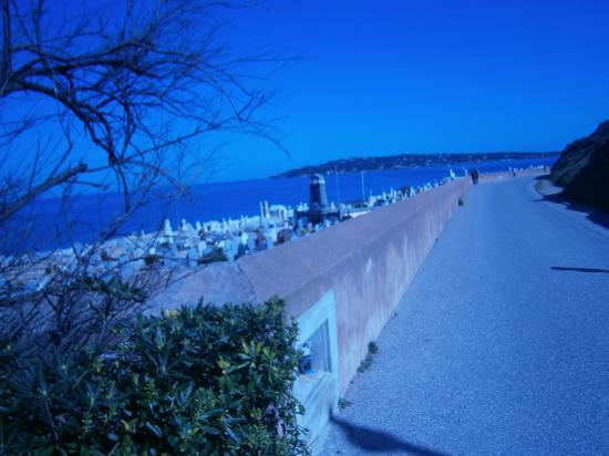 Cimetière de St Tropez