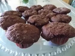 14 muffins ulta moelleux au chocolat