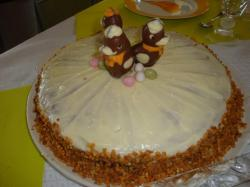 19 carrot cake